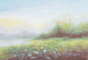 Świt nad Narwią