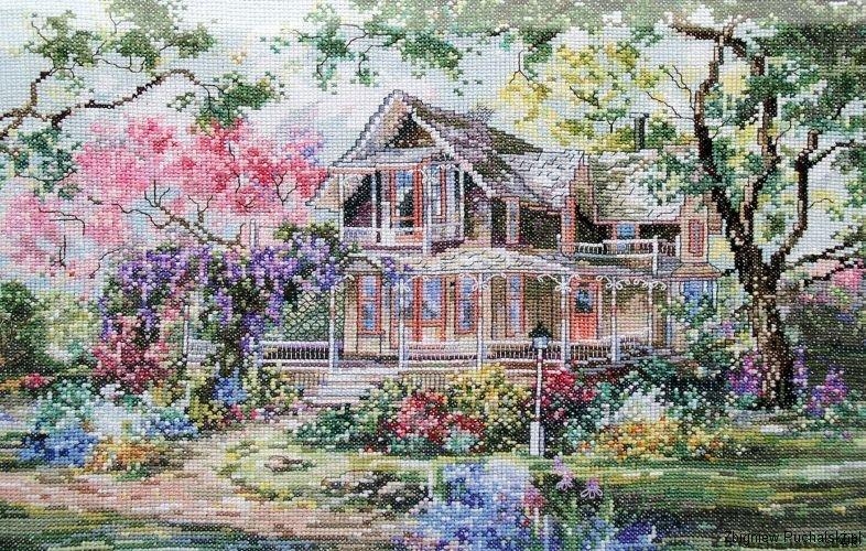 amerykanski-dom-w-kwiatach